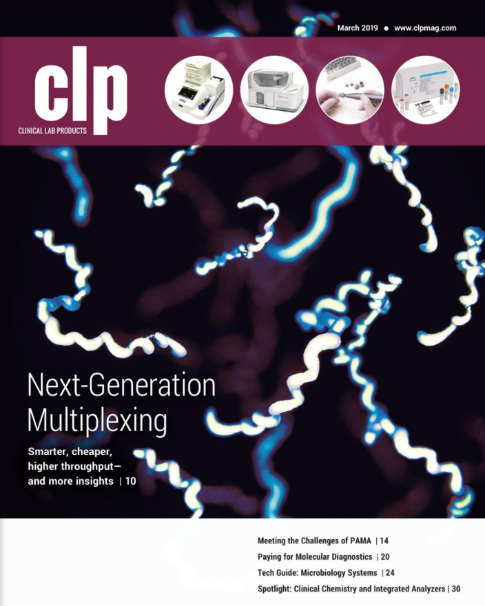 """Clinical Lab Products Publishes Article on ChromaCode's HDPCR multiplexing technology, """"Next-Generation Multiplexing"""""""
